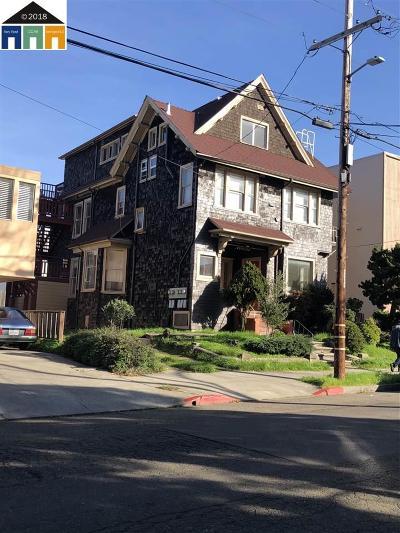 Berkeley Multi Family Home For Sale: 2321 Blake St