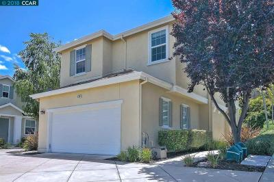 Martinez Single Family Home For Sale: 628 Falling Star Dr