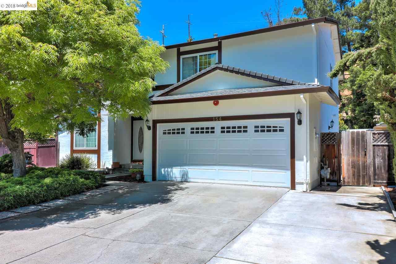154 Orchid Ct, Hercules, CA.| MLS# 40824682 | East Bay Home Source ...