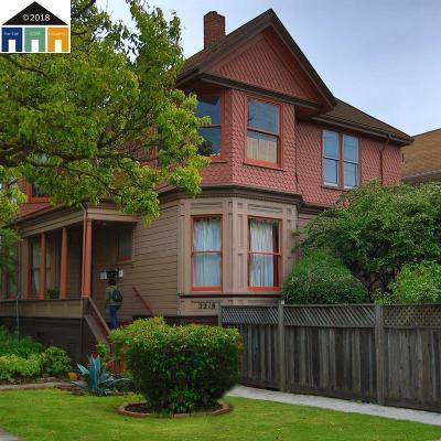 Berkeley Multi Family Home For Sale: 2218 Ashby Ave