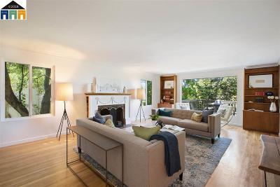 Berkeley Single Family Home For Sale: 73 Alvarado Road