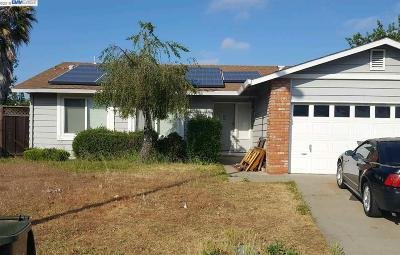 Livermore Single Family Home For Sale: 618 Colusa Way
