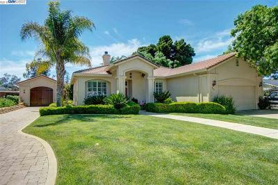 Pleasanton Single Family Home For Sale: 455 Linden Way