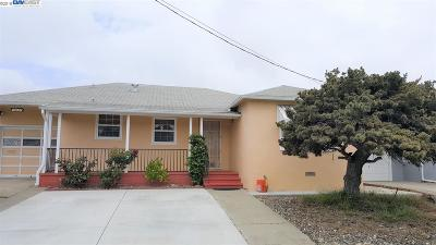 San Leandro Single Family Home For Sale: 1277 Margery Ave