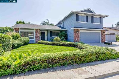 Pittsburg Single Family Home Back On Market: 4237 Goldenhill Drive