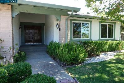Walnut Creek Rental Price Change: 2607 Bridle Ln