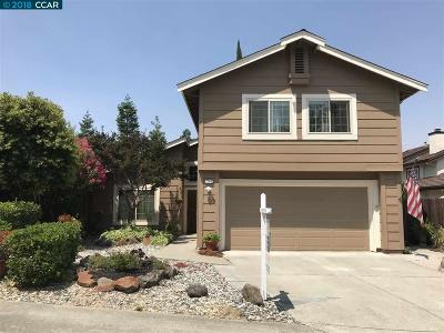 Martinez Single Family Home For Sale: 2144 Eastview Pl
