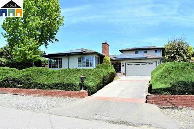 Castro Valley Single Family Home For Sale: 17668 Parker Road