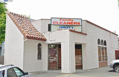 Fremont, Pleasanton, Concord, Walnut Creek Commercial Lease For Lease: 618 A Main