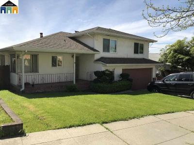 Oakland Single Family Home For Sale: 2522 Truman Ave
