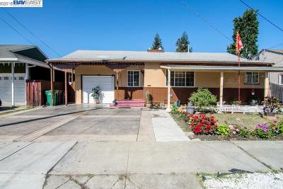 Hayward Single Family Home For Sale: 27851 Bruno St