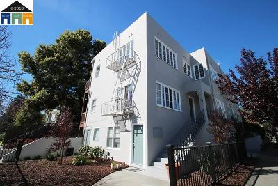 Oakland Multi Family Home For Sale: 1729 Filbert St