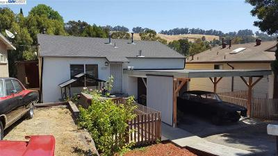 San Leandro Multi Family Home For Sale: 14772 Midland Rd