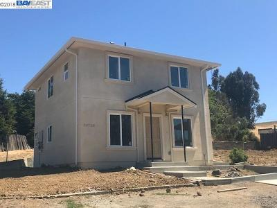 Hayward Rental For Rent: 24728 Fairview Ave