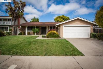 Pleasanton CA Single Family Home For Sale: $1,098,900