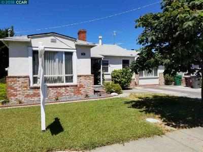 San Leandro Single Family Home New: 15231 Galt St
