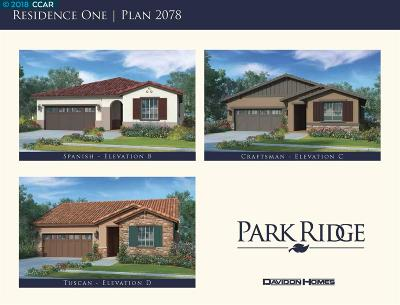 Antioch Single Family Home For Sale: 5505 Pinnacle View Way