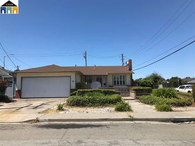San Leandro Single Family Home New: 15301 Elvina Dr