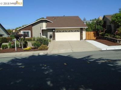 Antioch Single Family Home New: 2705 Larkspur