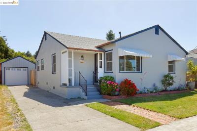 richmond Single Family Home New: 950 Kern St