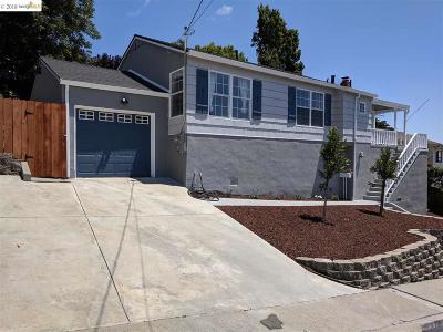 San Leandro Single Family Home New: 1968 Manchester Rd