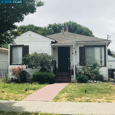 Oakland Single Family Home For Sale: 1030 83rd Ave