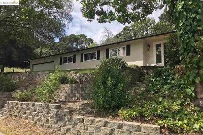 Danville CA Single Family Home Active-Reo: $1,399,000