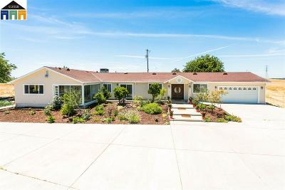 Lodi Single Family Home Pending Show For Backups: 17535 E Kettleman Lane