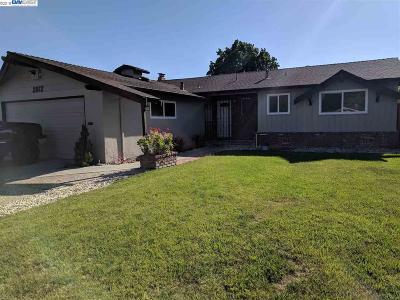 Antioch Single Family Home New: 2812 Enea Way