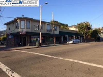 Oakland Multi Family Home For Sale: 2600 Macarthur Blvd