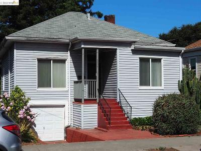 Oakland Single Family Home New: 5559 Fremont St