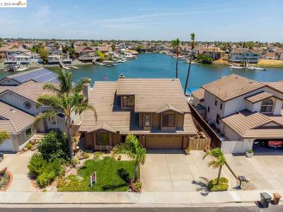 Delta Waterfront Access, Lake Front Single Family Home For Sale: 2023 Windward Point