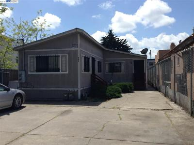 Oakland Multi Family Home For Sale: 963 35th St
