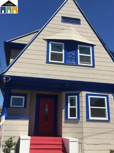 Single Family Home New: 3302 Adeline
