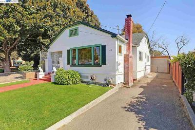 San Leandro Single Family Home New: 218 Arroyo Ave