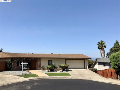 Hayward Single Family Home Price Change: 2935 Winchester Dr