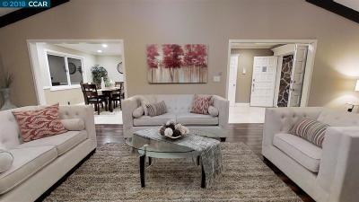 Walnut Creek Single Family Home New: 30 Corte Ellena