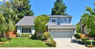 Pleasanton Single Family Home New: 7447 Laurel Ct
