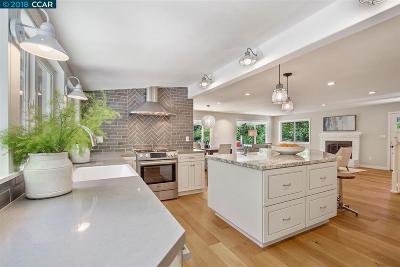 Walnut Creek Single Family Home New: 281 Castle Glen Rd