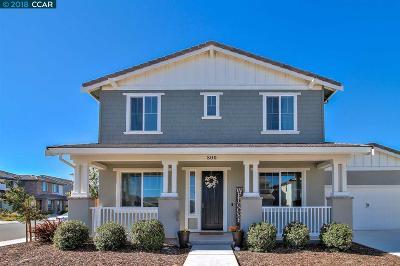 Oakley Single Family Home New: 800 Bluestone Dr