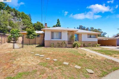 Oakland Single Family Home New: 4136 Dickson Ct