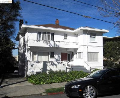 Berkeley Multi Family Home For Sale: 1734 Spruce St