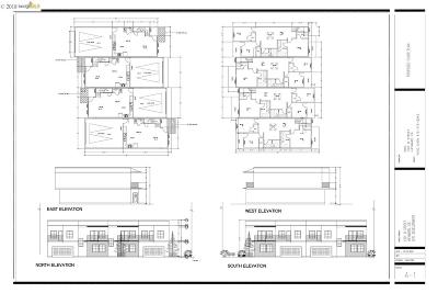 Hayward Residential Lots & Land For Sale: 1301 B St