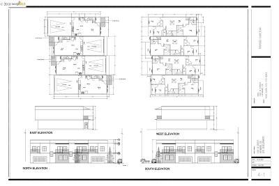Hayward Residential Lots & Land New: 1301 B St