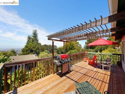 Oakland Single Family Home New: 7609 Sunkist Dr