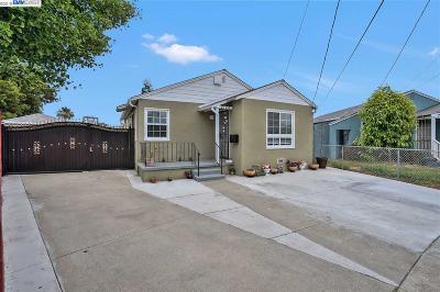San Leandro Single Family Home New: 2125 Harte Cir