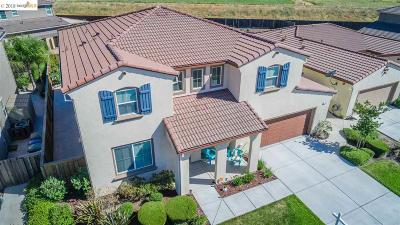 Oakley Single Family Home Price Change: 1783 Park Place Dr