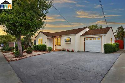 San Leandro Single Family Home For Sale: 1725 Russ Ave