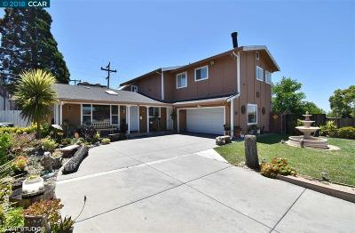 Vallejo Single Family Home For Sale: 507 Baywood Dr