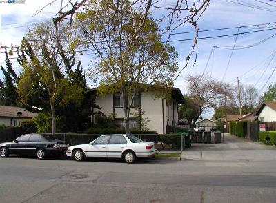 San Leandro Multi Family Home New: 16101 Marcella St